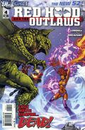 Red Hood and the Outlaws (2011) 4
