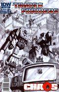 Transformers (2009 IDW) 28C