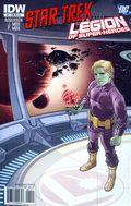 Star Trek Legion of Superheroes (2011 IDW) 1C