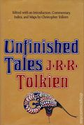 Unfinished Tales of Numenor and Middle-Earth HC (1980) 1N-1ST