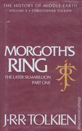 Morgoth's Ring The Later Silmarillion Part One HC (1993) 1-REP