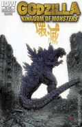 Godzilla Kingdom of Monsters (2011 IDW) 10A