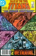 New Teen Titans (1980) (Tales of ...) Mark Jewelers 43MJ