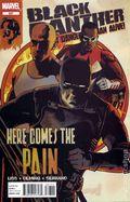 Black Panther Most Dangerous Man Alive (2011 Marvel) 527