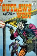 Outlaws of the West (1957 Charlton) 17
