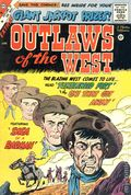 Outlaws of the West (1957 Charlton) 20