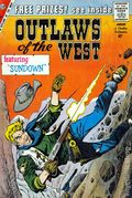 Outlaws of the West (1957 Charlton) 23