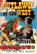Outlaws of the West (1957 Charlton) 31