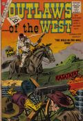 Outlaws of the West (1957 Charlton) 34
