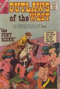 Outlaws of the West (1957 Charlton) 50