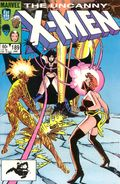 Uncanny X-Men (1963 1st Series) Mark Jewelers 189MJ