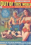 Out of This World Adventures (1950 Avon) Pulp Vol. 1 #2