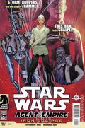 Star Wars Agent of the Empire Iron Eclipse (2011) 1A