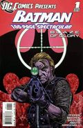 DC Comics Presents Batman Blaze of Glory (2011 1