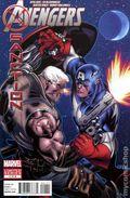 Avengers X-Sanction (2011) 1A