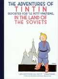 Adventures of Tintin in the Land of the Soviets HC (2011 Last Gasp Edition) 1-1ST