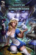 Grimm Fairy Tales Alice in Wonderland (2012 Zenescope) 1A