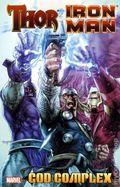 Thor/Iron Man God Complex TPB (2011 Marvel) 1-1ST
