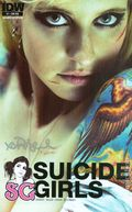 Suicide Girls (2011 IDW) 1C