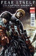 Fear Itself Captain America (2011) 7.1B