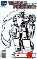 Transformers (2009 IDW) 29C
