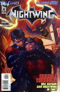Nightwing (2011 2nd Series) 4