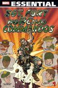 Essential Sgt. Fury TPB (2011 Marvel) 1-1ST
