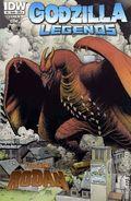 Godzilla Legends (2011 IDW) 2A
