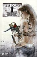 Conceptions by Luis Royo HC (2002-2005 Heavy Metal) 1-1ST