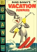 Dell Giant Bugs Bunny's Vacation Funnies (1951-1959 Dell) 5