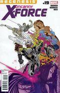 Uncanny X-Force (2010 Marvel) 19A