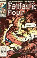 Fantastic Four (1961 1st Series) Mark Jewelers 263MJ