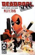 Deadpool MAX Nutjob TPB (2011 Marvel MAX) 1-1ST