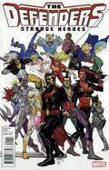 Defenders Strange Heroes (2011) 0