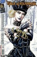 Victorian Secret Girls of Steampunk Winter Wardrobe (2011) 0