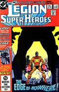 Legion of Super-Heroes (1980 2nd Series) Mark Jewelers 298MJ