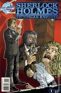 Sherlock Holmes Victorian Knights (2011 Bluewater) 1