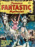 Famous Fantastic Mysteries (1939-1953 Frank A. Munsey/Popular/Altus) Pulp Vol. 9 #2