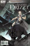 Dungeons and Dragons Drizzt (2011 IDW) 3B