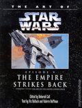 Art of Star Wars SC (1994 Del Rey Book) Episodes IV-VI Reissued Edition 2-1ST