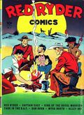 Red Ryder Comics (1940-1955 Hawley/Dell) 6