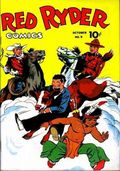 Red Ryder Comics (1940-1955 Hawley/Dell) 9