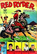 Red Ryder Comics (1940-1955 Hawley/Dell) 12