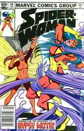 Spider-Woman (1978-1983 1st Series) Mark Jewelers 48MJ
