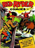 Red Ryder Comics (1940-1955 Hawley/Dell) 27