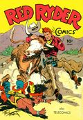Red Ryder Comics (1940-1955 Hawley/Dell) 35