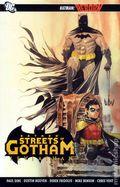 Batman Streets of Gotham Leviathan TPB (2011 DC) 1-1ST