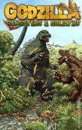 Godzilla Gangsters and Goliaths TPB (2011 IDW) 1-1ST