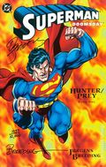 Superman Doomsday Hunter Prey (1994) 1DF.SIGNED