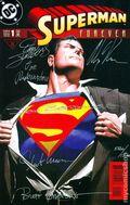 Superman Forever (1998) 1B.DF.SIGNED